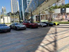 Aston Martins eveywhere in Dubai today Dubai Life, Aston Martin, Beautiful Images, Sidewalk, Side Walkway, Walkway, Walkways, Pavement