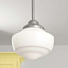 Bathroom Lighting This Old House all about pendant lights | schoolhouse light, retro and bath