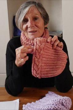 Knitting Daily, Knitting Kits, Knitting Patterns, Filet Crochet, Knit Crochet, Crochet Hats, Crochet Baby Poncho, Beanie Pattern, Knitted Hats