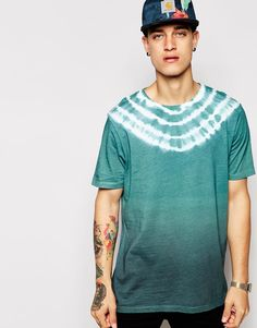ASOS+T-Shirt+With+Tie+Dye+And+Relaxed+Fit