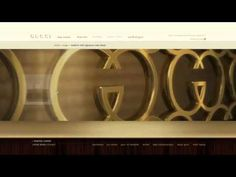 Gucci combined technology and retail customer experience when they opened their luxury digital flagship store at Gucci.com.  #retailexperience #experiencedesign #servicedesign #customerexperience