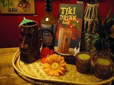 Retro Tiki Bar