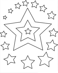 shootingstarcoloringpages