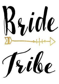 Bride Tribe Arrow Diy Instant Download Jpg Image Amp Svg