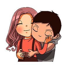 Quotes Discover LINE Creators& Stickers - Together in Love Example with GIF Animation Love Cartoon Couple Cute Love Cartoons Couples Images Cute Couples Aluminum Can Crafts Cute Love Gif Birds In The Sky Gifs Cute Comics Cute Hug, Cute Love Gif, Cute Love Pictures, Abrazo Gif, Gif Lindos, Gifs Amor, Hug Gif, Sweet Hug, Love Cartoon Couple