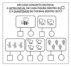 EDUCAÇÃO EM ALTO GRAU: Atividades de matemática