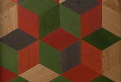 Revestimento de pisos/paredes de carvalho CUTS by MENOTTI SPECCHIA design Gio Tirotto