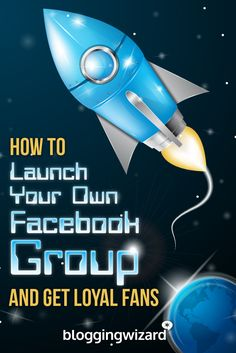 Have you thought about starting your own Facebook group? Want to know how to grow it, get engagement, and find paying customers? Check out this post. Read more: http://www.bloggingwizard.com/launch-your-own-facebook-group/  #RePin by AT Social Media Marketing - Pinterest Marketing Specialists ATSocialMedia.co.uk