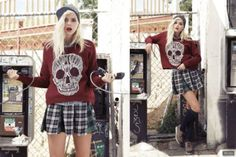 Youth In Revolt: LF Stores' Fall 2012 Lookbook