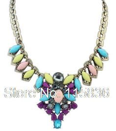 Hot new fashion retro elegant luxury chunky vintage gold chain necklace bohemian style statement necklace for women DL909882