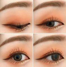 Trendy Makeup Asian Korean Ulzzang Ideas #makeup