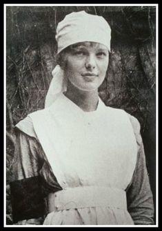 Amelia Earhart - WWI