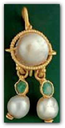 Roma Vetus The Park Of Imperial Rome At 300 D C Pearl Jewelry Antique