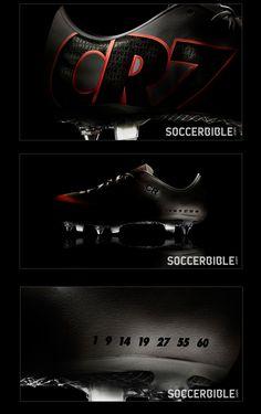 Special Edition NMV IX - Designed to celebrate Cristiano Ronaldo's record breaking 2011/12 season
