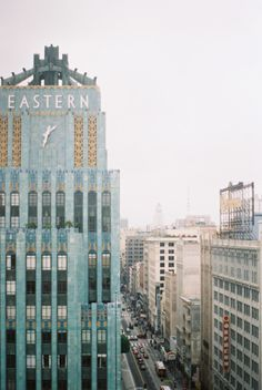 Downtown LA: http://www.stylemepretty.com/living/2015/06/15/mini-guide-to-los-angeles/ | Photography: Kate Weinstein Photo - http://www.kateweinsteinphoto.com/
