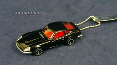 TOMICA 058A NISSAN FAIRLADY 240ZG 1971 | 1/60 | KEYHOLDER CHAIN 2004 | #JDM