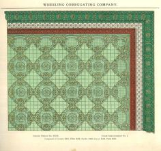 1000 Images About The Tin Ceiling A Catalog History On