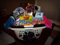 How to make a gardeners themed easter basket i mean adults easter baskets for adults this is our mine and terrys grown up easter negle Choice Image
