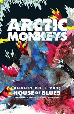 Arctic Monkeys, 2011
