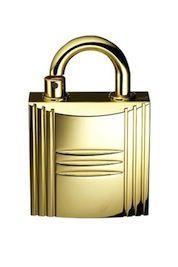 Hermes padlock fragrance $200