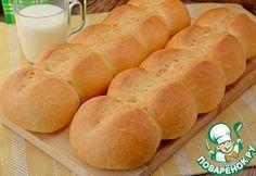 Батоны пшеничные - кулинарный рецепт