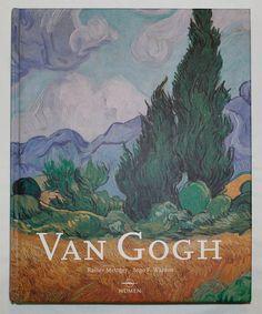 Vincent Van Gogh : 1853-1890 / Rainer Metzger, Ingo F. Walther  Taschen   1998.  Este estudio de dos especialistas en Van Gogh, ricamente ilustrado, sigue los pasos del artista desde las primeras pinturas cargadas de melancolía, en las que captaba la miseria de campesinos y obreros en su lugar de origen, a través de las brillantes y coloristas pinturas que hizo en París, hasta la obra de sus últimos años bajo el sol meridional de Arles.