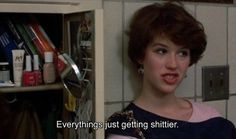 quote, sixteen candles, and grunge image