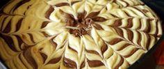 Recept Famózní ZEBRA dort Sweet Pie, Apple Pie, Rum, Cheesecake, Cupcakes, Cookies, Recipes, Food, Bakken
