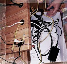 Caja para cables