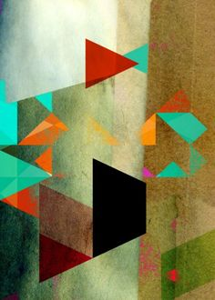 Triangle Design and Texture