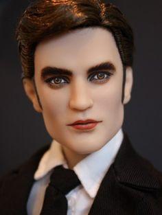 About Edward Cullen: Edward Cullen repaint by Sashableu