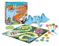 Horton Hears A Who - You To The Rescue, 2007 Parents' Choice Award Approved Award - Toys #Toy