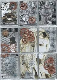 Image result for pocket letter steampunk