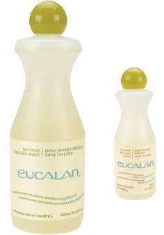Lessive naturelle Eucalan eucalyptus