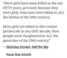 Guys the World Wars were in the 20th century. We are talking a million people dying in one battle. Wow. Stop hate crimes people