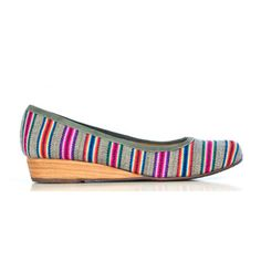 Inti Striped Gray now featured on Fab.