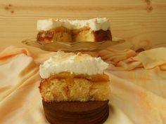 Lemon Poke Cake | Mi mundo pinkcake