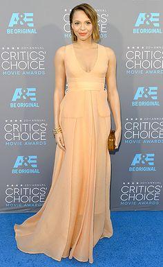 Carmen Ejogo 2015 Critics' Choice Awards