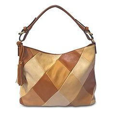 a5b432853abfb Buy Womens Multi-color Shoulder Bag Hobo Tote Handbag Cross Body Purse  Satchel - Brown - and find your ideal Women Satchels at affordable prices  and fast ...