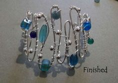 Wire Bracelet tutorial