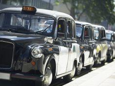 Wi-Fi gratis en taxis de Londres en 2013