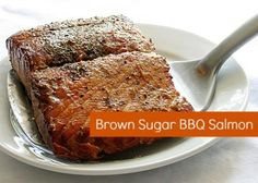 brown sugar bbq salmon