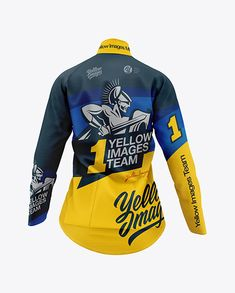 Download Template Jersey Motocross Cdr Yellowimages