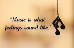 Music is something that also describes your feelings. For every feeling, there is a musical style to go with it. Sound Of Music, Music Is Life, My Music, House Music, All About Music, Quotes About Music, Quotes About Singing, Poetic Justice, Music Lyrics