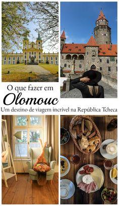 Olomouc é uma cidade