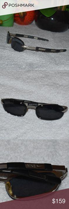 97404d1e9256 RARE Vintage Nike Sunglasses Made in Italy RARE Vintage Nike Sunglasses for  men. Made in