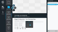 Bitpool OS - Menu designs