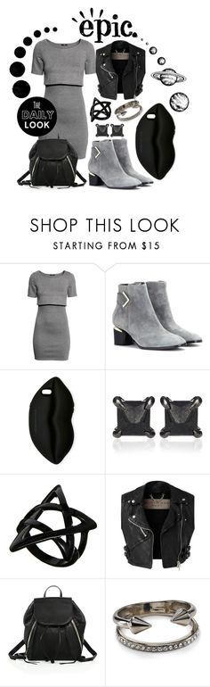 """""""♥"""" by itskellywilliams ❤ liked on Polyvore featuring H&M, Old Navy, Nicholas Kirkwood, STELLA McCARTNEY, Eva Fehren, ASOS, Burberry, Rebecca Minkoff and Vita Fede"""