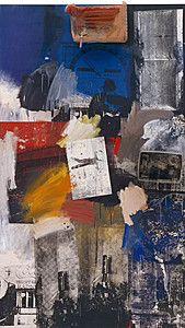 Robert Rauschenberg, Untitled, 1963