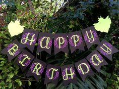 Decoración de Maléfica para cumpleaños http://tutusparafiestas.com/decoracion-malefica-cumpleanos/